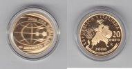 20 Euro 2006 Italien 20 Gold-Euro FIFA Weltmeisterschaft Deutschland 20... 375,00 EUR kostenloser Versand