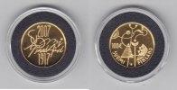 100 Euro 2007 Finnland 100 Gold-Euro 90 Jahre Finnische Unabhängigkeit ... 475,00 EUR kostenloser Versand