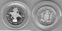Jamaica 250 Dollars 1984 Dekade der Frau   875,00 EUR kostenloser Versand