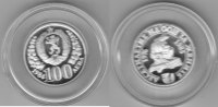 Bulgarien 100 Lewa 1985 Dekade der Frau   550,00 EUR kostenloser Versand