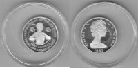 Turks and Caicoos    100 Crowns 1985 Dekade der Frau 495,00 EUR