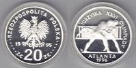 Polen  20 Zloty Atlanta 1995 proof