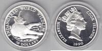 Cook Island    50 Dollar 1990 Lynx proof