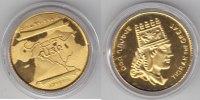 Armenien Medaille Tigram der Große m.Box u. Zert. proof   275,00 EUR