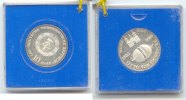 10 1977 DDR DDR 10 Mark Otto v. Guericke Gedenkmuenze Polierte Platte  85,00 EUR  zzgl. 5,00 EUR Versand