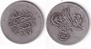 Ägypten 2 1/2 Kurusch 1277/10   650,00 EUR