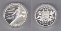 Lettland  1 Lats 2004 FWM 2006 proof