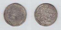 Tunis  Kurus/Piaster 1182AH Mustafa III ss