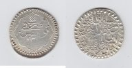 Tunis Kurus/Piaster 1241AH ss-vz   95,00 EUR  zzgl. 5,00 EUR Versand