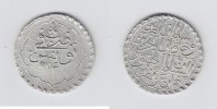 Tunis Kurus/Piaster 1254AH vz   95,00 EUR  zzgl. 5,00 EUR Versand