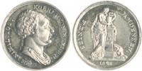Silbermedaille 1825 Bayern Maximilian I. Joseph 1806-1825 vz-st  90,00 EUR  zzgl. 6,50 EUR Versand
