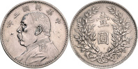 Dollar Year 3 China Yuan Shih-Kai vz-  270,00 EUR  zzgl. 6,50 EUR Versand