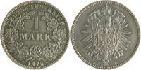 1 Mark 1875 E Kaiserreich  vz+  90,00 EUR  zzgl. 6,50 EUR Versand
