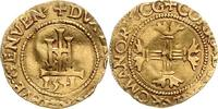 Scudo d´oro 1541 Italien-Genua Republik 1528-1797 f.ss, l.gewellt  750,00 EUR
