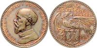 2 Mark - Probe 1913 Bayern Ludwig III. 1913-1918 f.st  180,00 EUR  zzgl. 6,50 EUR Versand