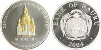 10 Dollar 2004 Nauru Frauenkirche Dresden mit vergoldetem, abnehmbaren ... 90,00 EUR  zzgl. 6,50 EUR Versand