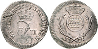 3 Kreuzer 1802 Württemberg Friedrich II. 1797-1805 f.st, kl.Sf., Pr.sch... 280,00 EUR  zzgl. 6,50 EUR Versand