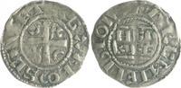 Denier o.J. Frankreich - Reims, Erzbistum Henri II. 1227-1240 ss  80,00 EUR