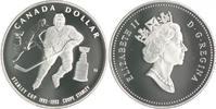 Kanada 1 Dollar 1993 PP, mit Box und Zertifikat Stanley Cup 25,00 EUR  zzgl. 6,50 EUR Versand