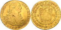 8 Escudos 1800 MAE-IJ Peru Carlos IV. 1788-1808 ss, kl.Sf.u.Kr.  1400,00 EUR  zzgl. 6,50 EUR Versand