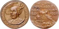Bronzemedaille 1927 Hessen-Kassel a.d. 400-Jahrfeier der Universität Ma... 105,00 EUR  zzgl. 6,50 EUR Versand