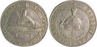 1/2 Konventionstaler 1801 Clausthal Münster-Bistum Sedisvakanz 1801-180... 950,00 EUR  zzgl. 6,50 EUR Versand