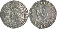 1/2 Reichstaler 1621 Hessen-Hersfeld Wilhelm V. von Hessen-Kassel, Admi... 7500,00 EUR  zzgl. 6,50 EUR Versand
