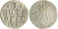 3 Gute Pfennig 1735 EGN Brandenburg in den Marken - Preussen Friedrich ... 38,00 EUR  zzgl. 6,50 EUR Versand