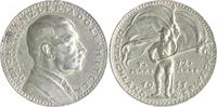 Silbermedaille, mattiert 1933 von Karl Goetz a.d. Reichskanzler Adolf H... 290,00 EUR  plus 10,00 EUR verzending