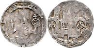 Denar o.J. Aachen Friedrich II. 1215-1250 ss  100,00 EUR  zzgl. 6,50 EUR Versand