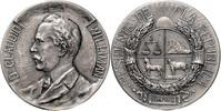 Bronzemedaille, versilbert 1911 Uruguay a.d. Staatspräsidenten Dr. Clau... 85,00 EUR  zzgl. 6,50 EUR Versand