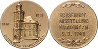 Bronzemedaille 1948 Frankfurt Prämie der Rassehunde-Ausstellung am 5.9.... 60,00 EUR  zzgl. 6,50 EUR Versand