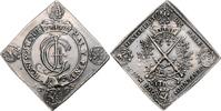 Talerklippe 1693 Sachsen Johann Georg VI. 1691-1694 ss+  875,00 EUR  zzgl. 6,50 EUR Versand