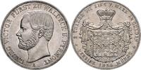 Vereinsdoppeltaler 1856 A Waldeck Georg Victor 1845-1893 vz  1750,00 EUR  zzgl. 6,50 EUR Versand
