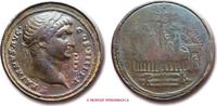 Roman Empire / RÖMISCHE KAISERZEIT Contorniatus TRAJAN