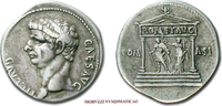 Cistophorus / Cistophor 19-18 b.C. Roman Empire / RÖMISCHE KAISERZEIT C... 1950,00 EUR  plus 9,70 EUR verzending