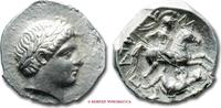 Tetradrachm / Tetradrachme 340-315 b.C. Paeonia / PAIONIEN / Paionía PA... 600,00 EUR  zzgl. 9,70 EUR Versand