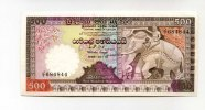 500 Rupees, 1985, Sri Lanka,  II-III,  85,00 EUR  +  7,00 EUR shipping