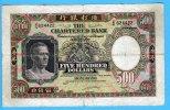 500 Dollars, (1962) Hong Kong,  IV,  445,00 EUR  +  7,00 EUR shipping
