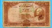 100 Rials, 1317(1938), Iran,  IV-V,  135,00 EUR115,00 EUR  +  7,00 EUR shipping