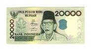 Indonesien, 20000 Rupiah, 