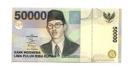 Indonesien, 50000 Rupiah, 