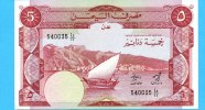 5 Dinars, (1984), Jemen,  I,  68,00 EUR  +  7,00 EUR shipping