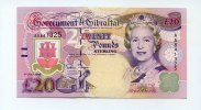 Gibraltar, 20 Pounds, 1995, I,  75,00 EUR
