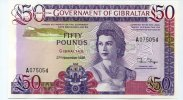 Gibraltar, 50 Pounds, 1986, I,  160,00 EUR