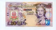 Gibraltar, 20 Pounds, 2004, I,  65,00 EUR