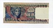 Italien, 50000 Lire