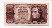 sterreich, 500 Schilling, 