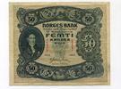 50 Kronen, 1942, Norwegen,  II-,  260,00 EUR234,00 EUR  +  7,00 EUR shipping