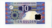 Niederlande, 10 Gulden, 